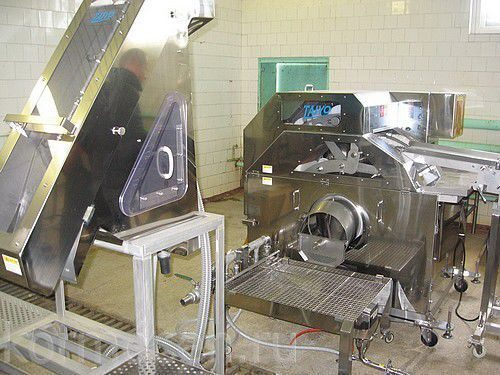 Мини завод по производству рыбной муки